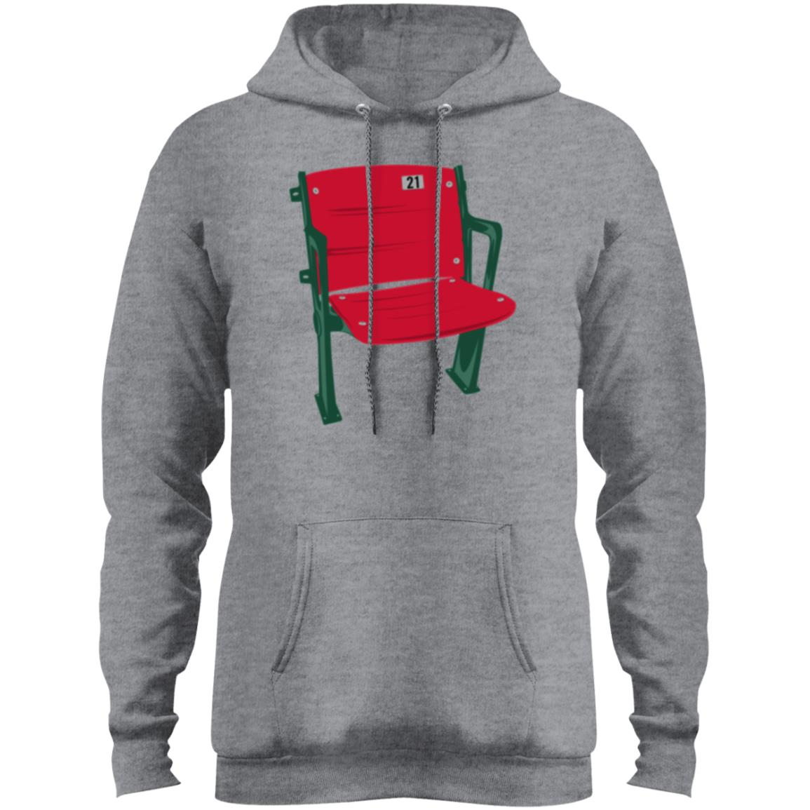 super popular d51ae 78eaf The Lone Red Seat - Red Sox - Fenway Park Hoodie