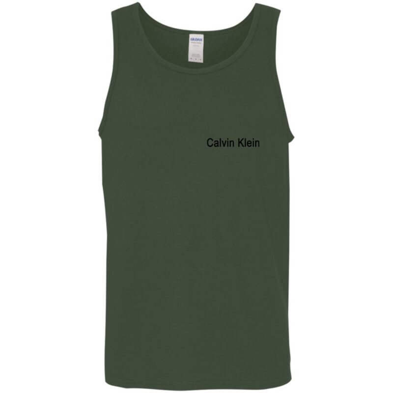 Calvin Klein Gildan Cotton Tank Top