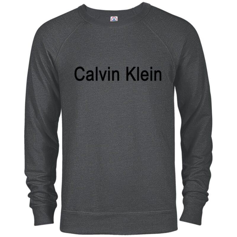 Calvin Klein Crewneck Pullover Sweatshirt